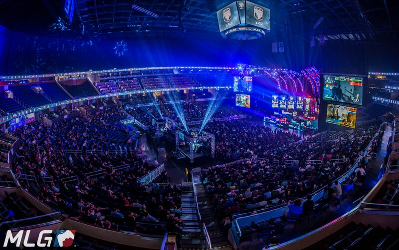 2017 MLG Major League Gaming Call of Duty World League Championship at the Amway Center in Orlando, Florida