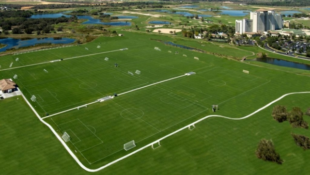 Omni Fields ChampionsGate Sports Complex Florida