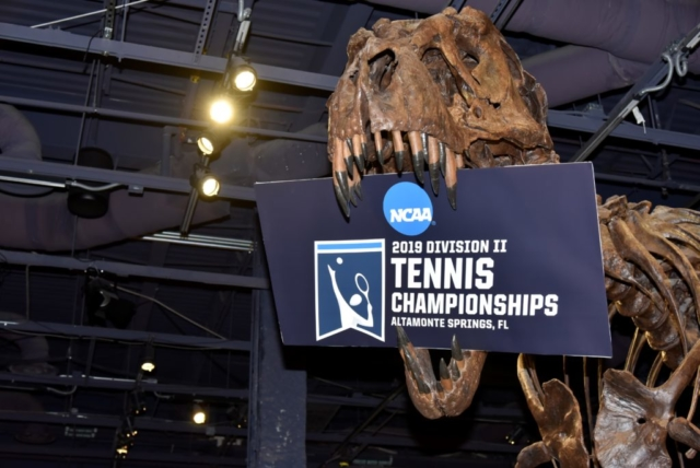 2019 NCAA Division II Tennis Championships Banquet at the Orlando Science Center