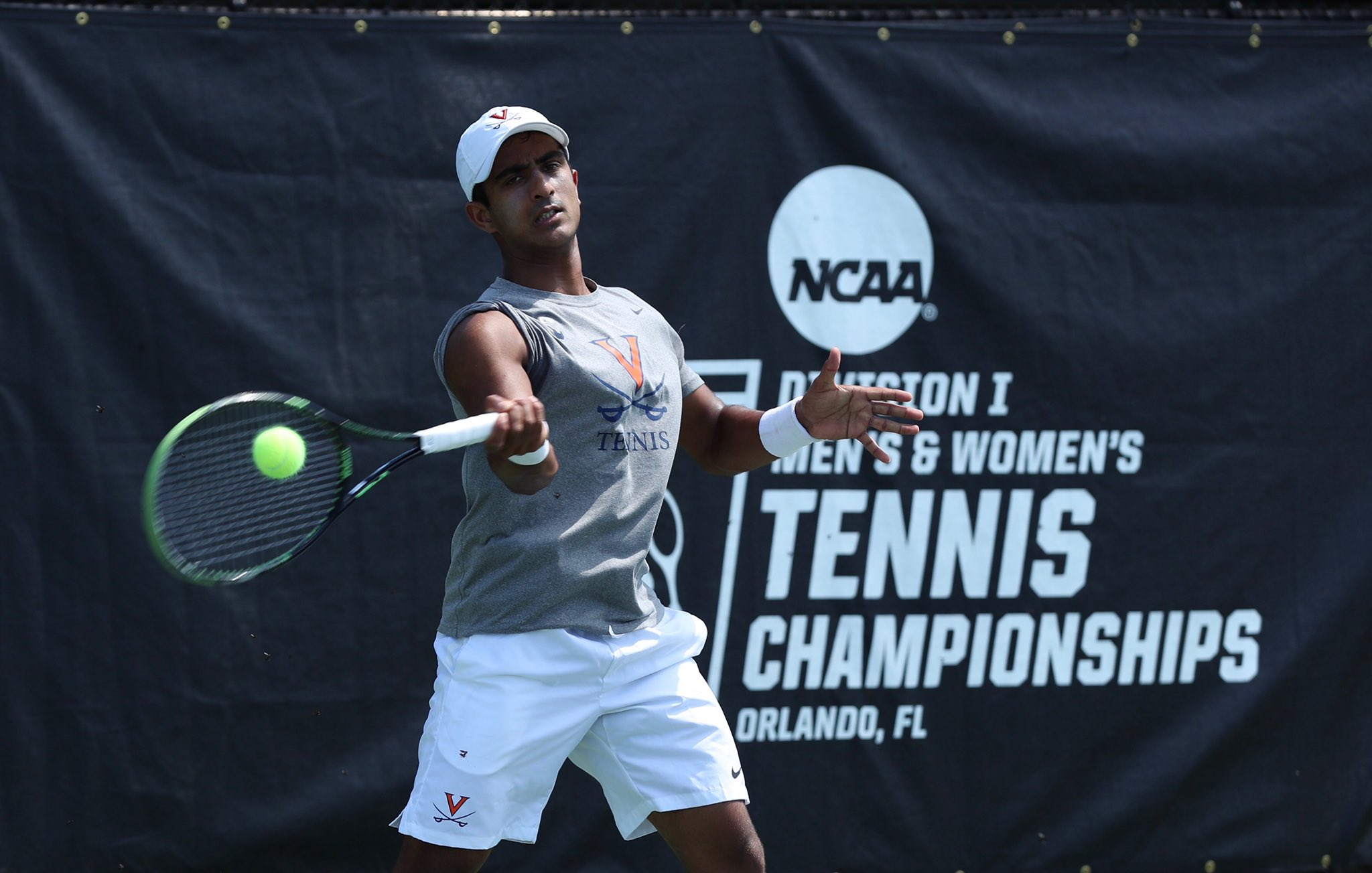 NCAA DI Mens and Womens Tennis Championships UVA University of Virginia USTA National Campus Orlando, Florida