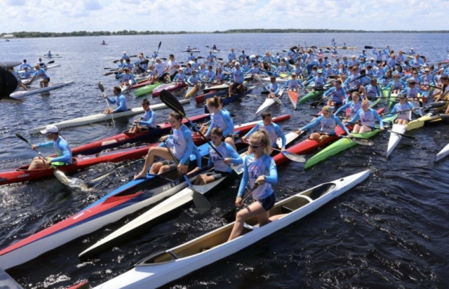 2017 USA Canoe-Kayak Sprint National Championships at Waterfront Park, Clermont, Lake County