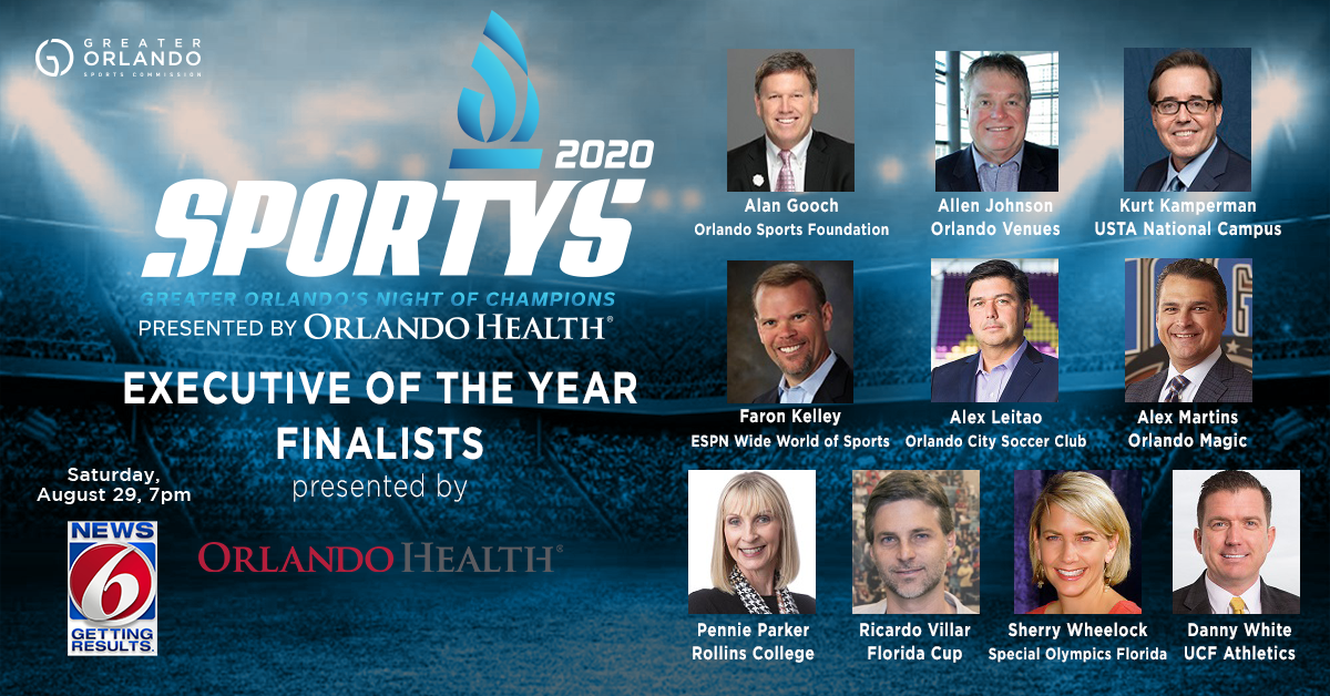 Executive of the Year - Finalists