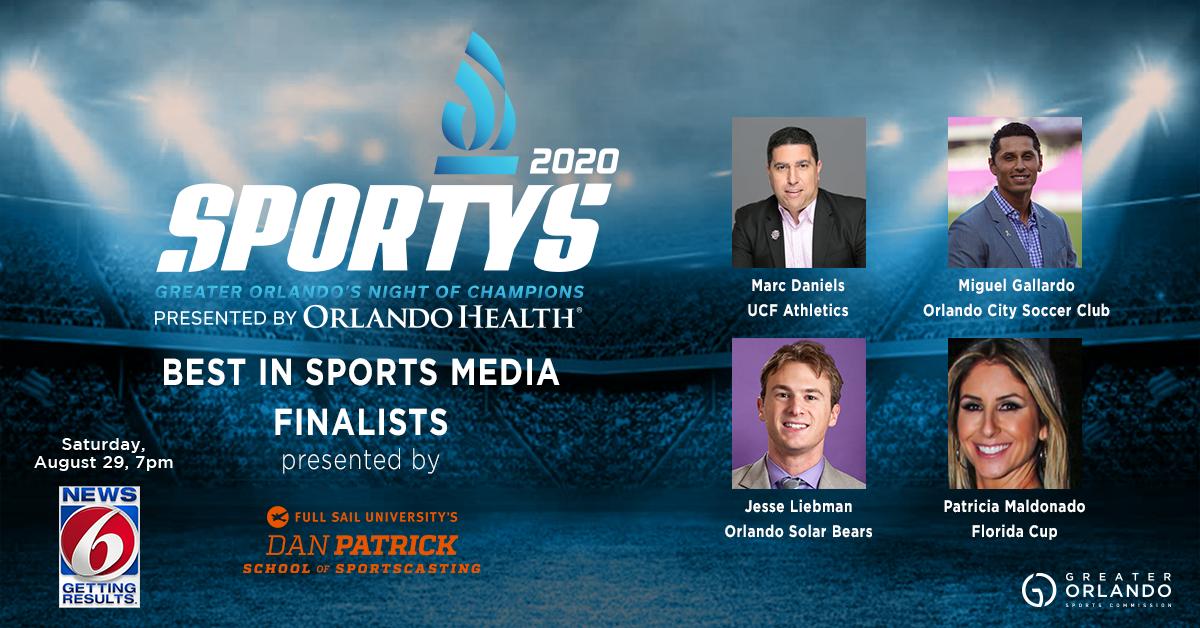 Sports Media - Finalists