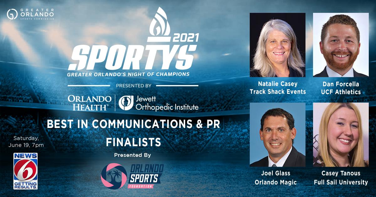 GO Sports - Social - SPORTYS 2021 Best in Communication