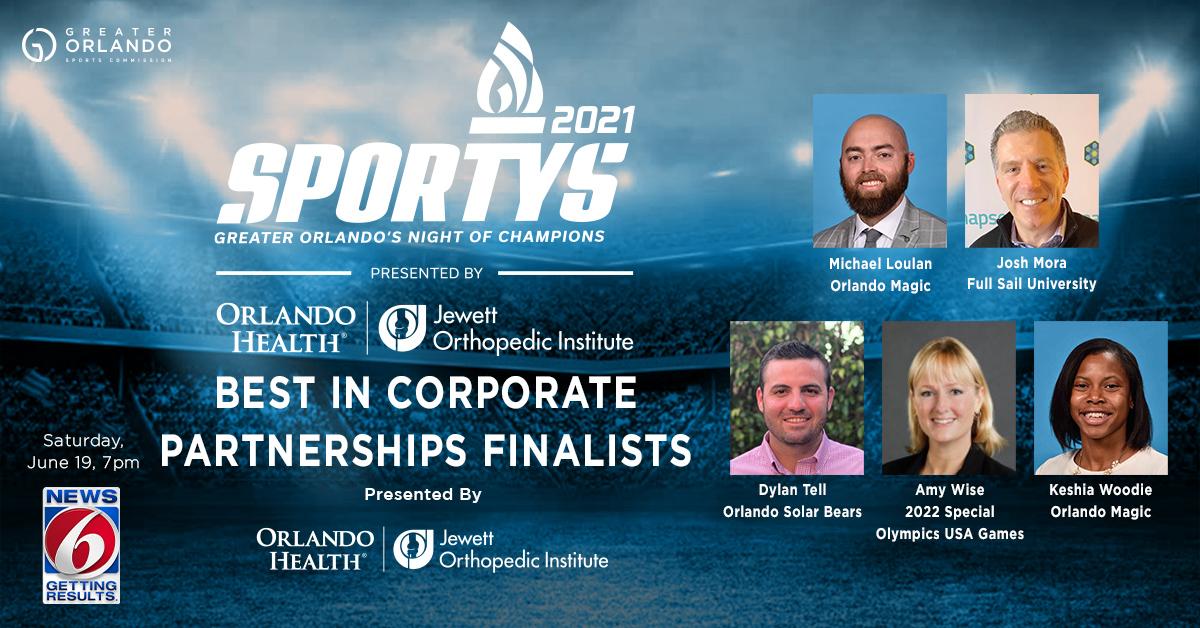 GO Sports - Social - SPORTYS 2021 Best in Corporate Sponsorship
