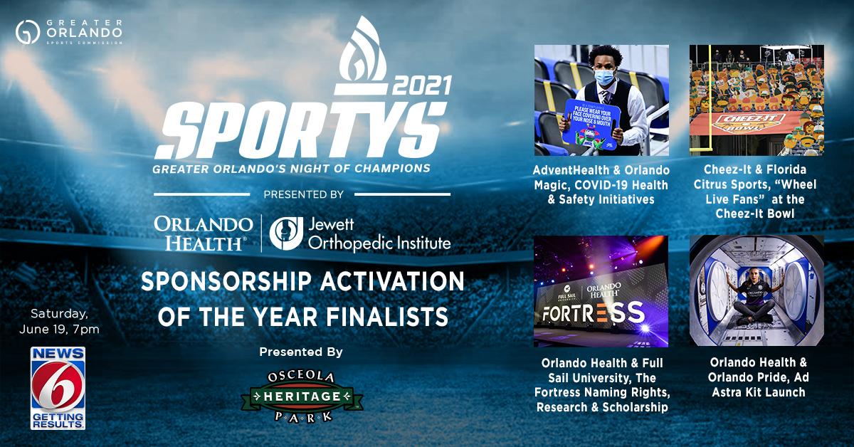 GO Sports - Social - SPORTYS 2021 Sponsorship