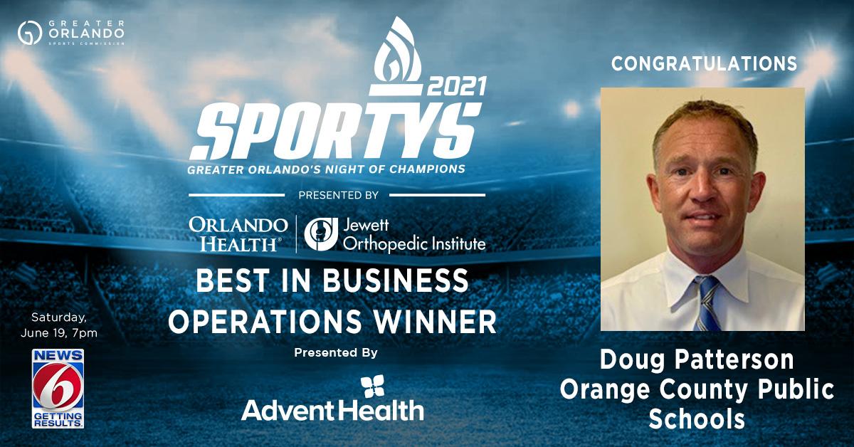 GO Sports - Social - SPORTYS 2021 winners - Business Ops