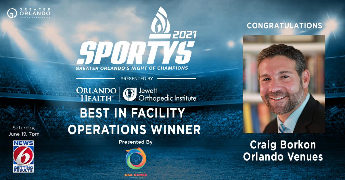 GO Sports - Social - SPORTYS 2021 winners - Facility