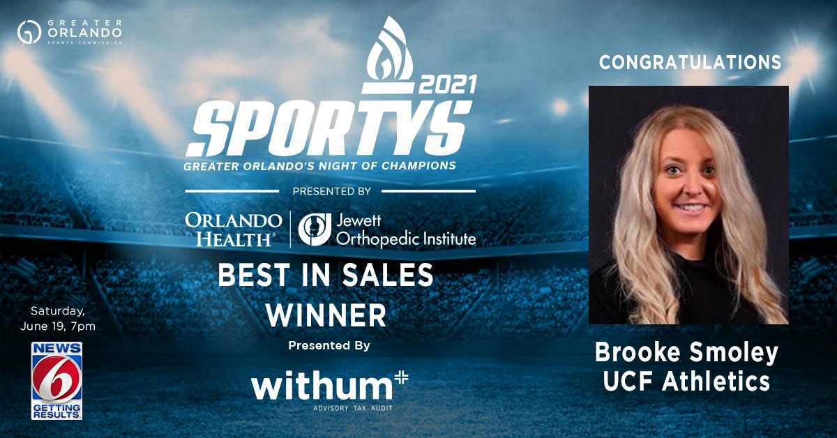 GO Sports - Social - SPORTYS 2021 winners - Sales