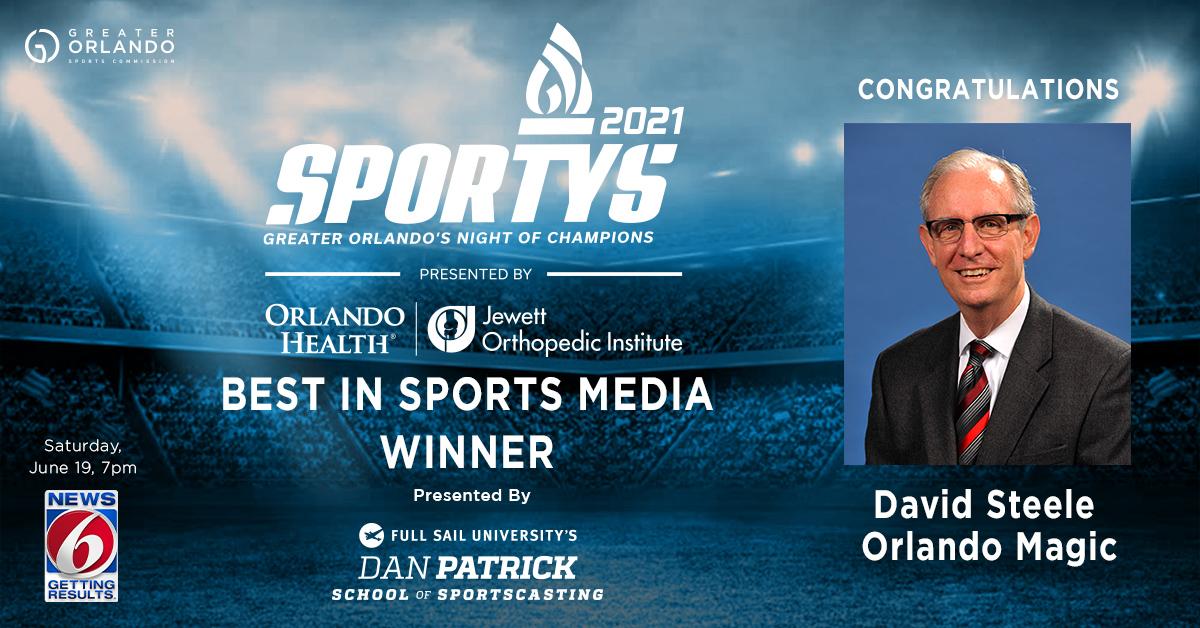 GO Sports - Social - SPORTYS 2021 winners - Sports Media